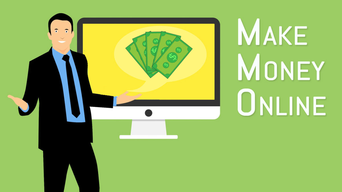 Few ways to make money online in India