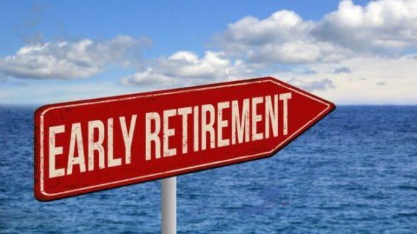 Retiring early
