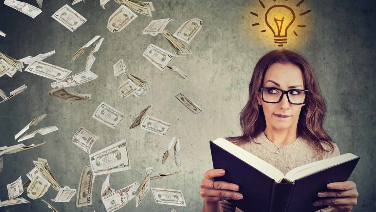 What can you learn from someone's experience in personal finance?