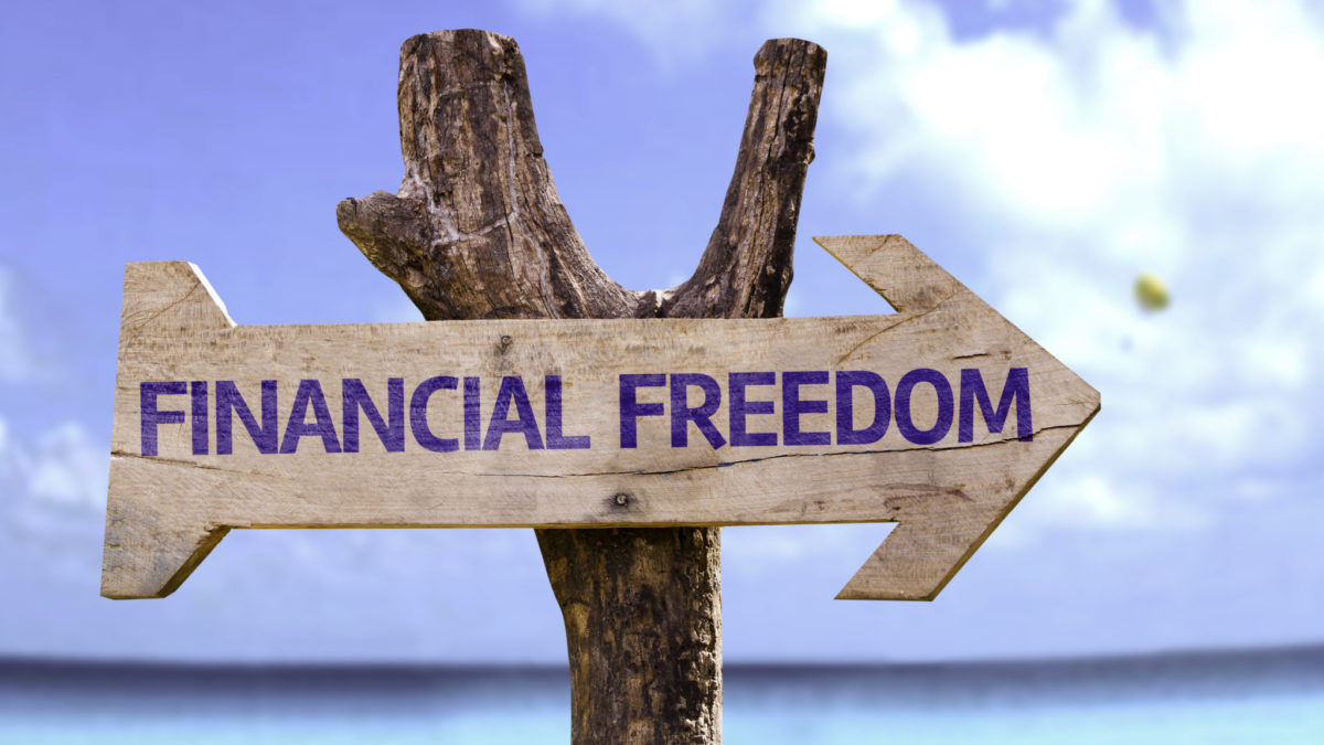Habits that will help you reach financial freedom